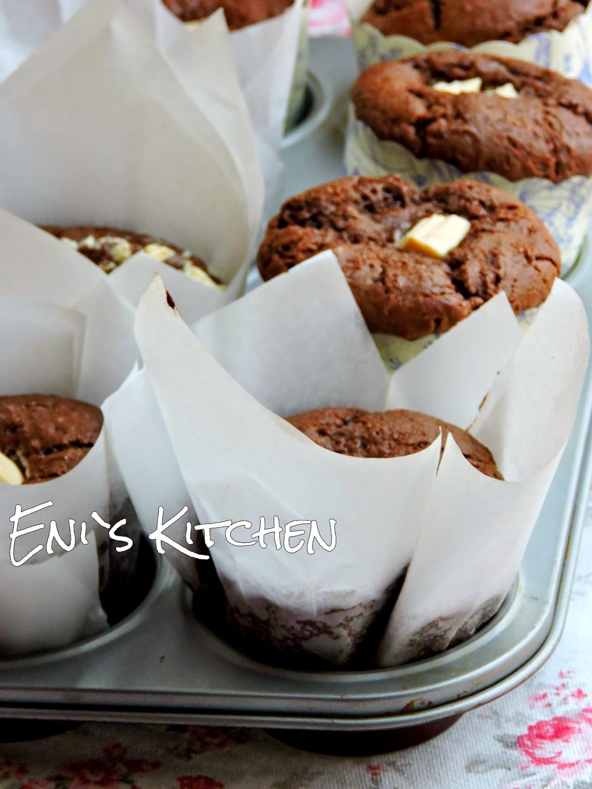 ¡ Maxi Muffins de chocolate !