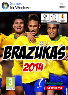 Lançamentos 2012 Downloads Download Patch Brazukas 2014 v.3.6 FULL – Pes 2011