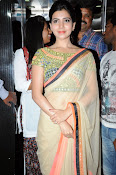 Samantha Latest Glam pics in saree-thumbnail-14