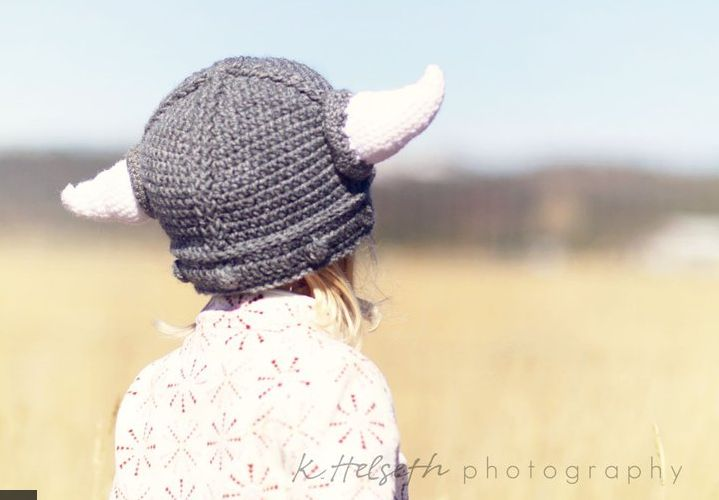 Crochet Directions for a Chicken Viking Hat | eHow.com