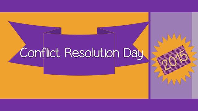 conflict resolution case studies high school