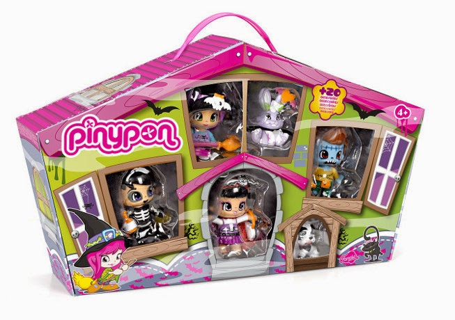 JUGUETES - PINYPON - Pack Pinymonsters  Producto Oficial | Famosa 700010636 | A partir de 4 años