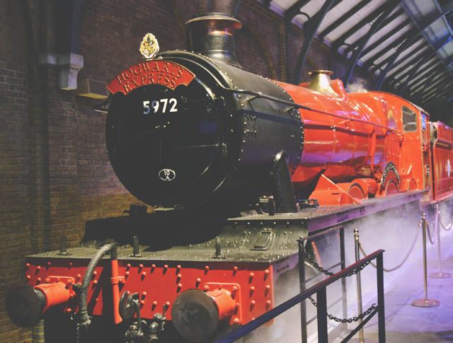 Hogwarts Express Warner Bros Studio Tour