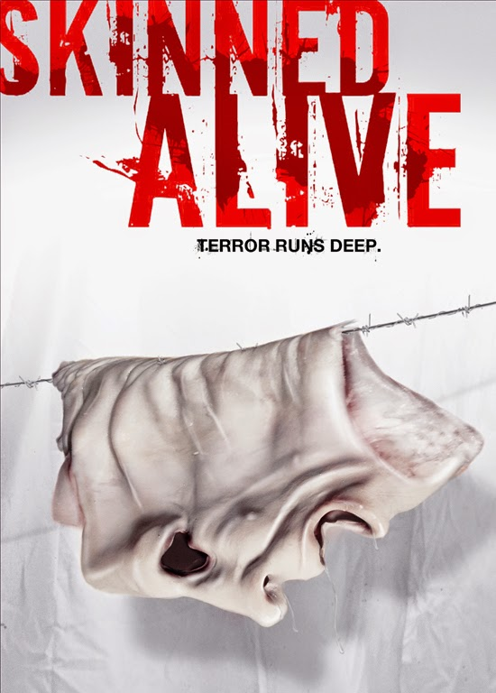 Watch Skinned Alive (2008) Hollywood Movie Online | Skinned Alive (2008) Hollywood Movie Poster