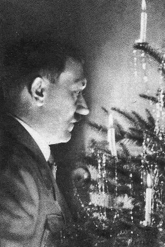 AH und Weihnachtsbaum