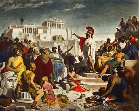 Ελληνισμός και Δημοκρατία