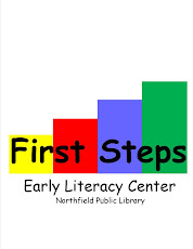 First Steps Early Literacy Center Hours at the library