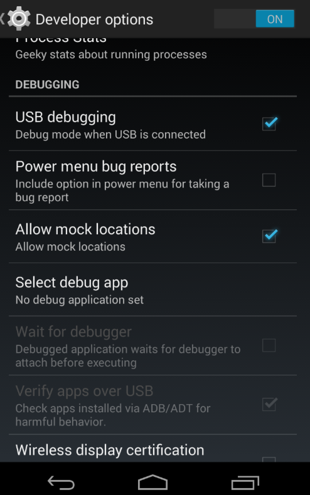 Other Study: How to debug Android WebView by using Chrome Dev tool.