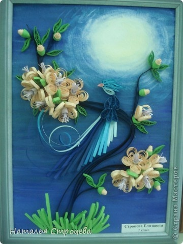 Paper quilling 1 wallpapers - Paper quilling art wallpapers ...