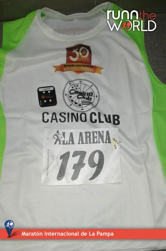 Maratón Internacional de La Pampa