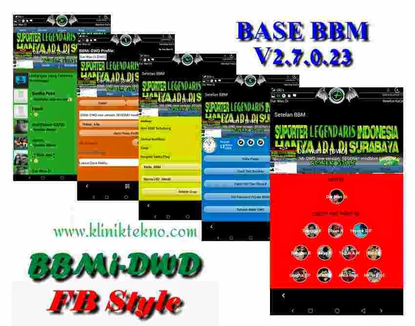 Download Kumpulan BBM Mod Free Sticker v2.7.0.23 apk Untuk Android Terbaru dan Terlengkap 2015