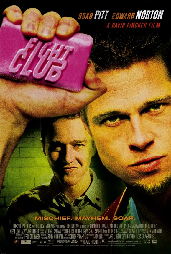 """a literary analysis of fight club Hamlet literary analysis fight club fight club """"having a bad time at home, come join us, but only if you remember rule number one"""" the sign on."""