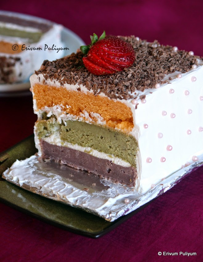 Erivum Puliyum Strawberry Recipes
