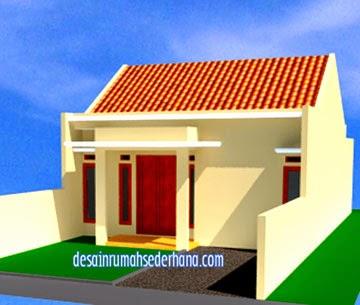 desain rumah minimalis sederhana type 60 luas tanah 110 m2