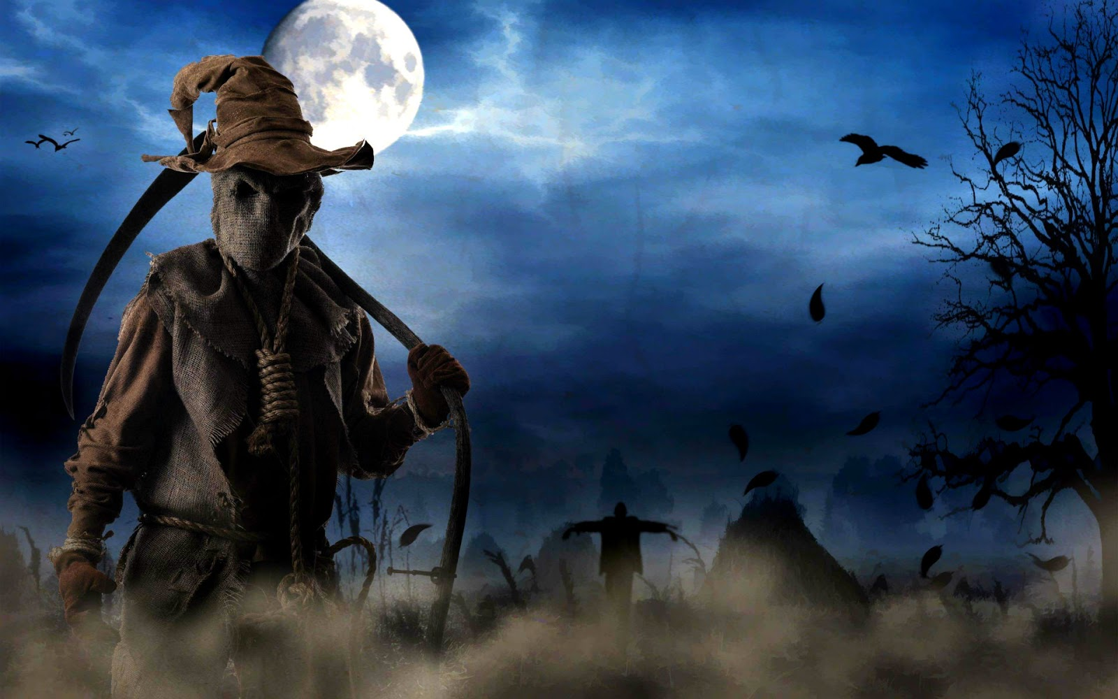 Wallpaper World: Scary Halloween Wallpapers - Scary Halloween