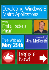 Developing Windows 8 Metro Applications Webinar