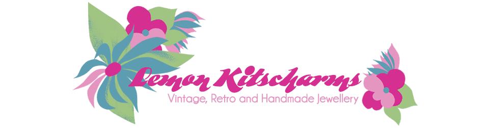 LEMON KITSCHARMS - Vintage & Retro Jewellery