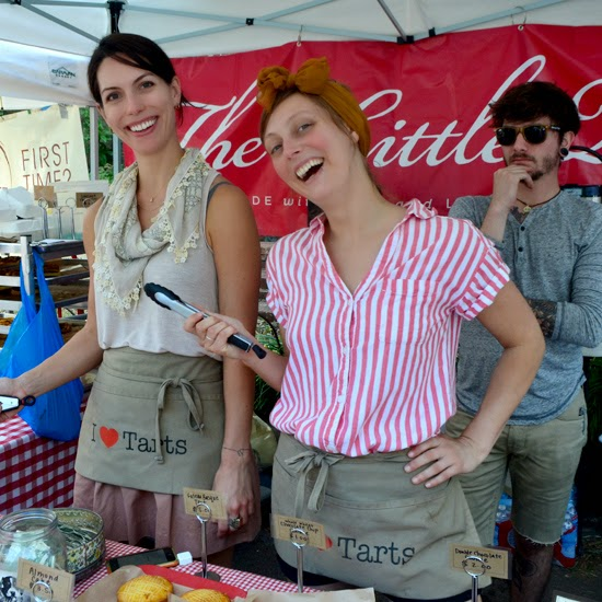 The Little Tart Bakeshop, Grant Park Farmers Market