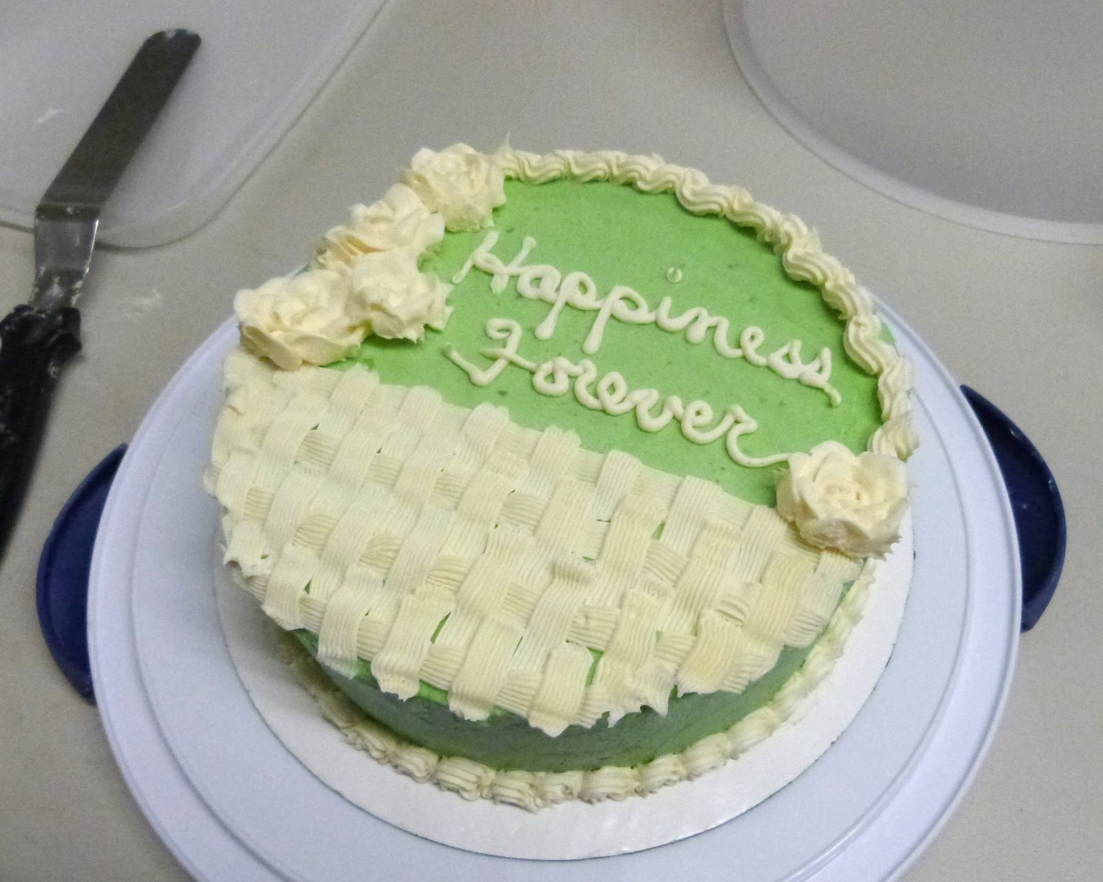 Pics For > Simple Cake Decorating Ideas For Beginners