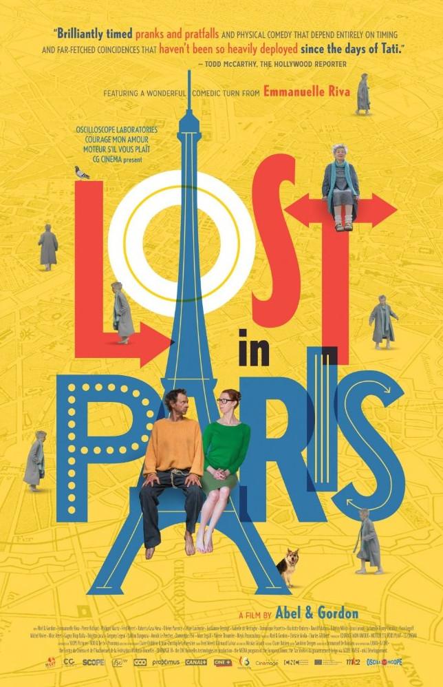 Perdidos em Paris Legendado