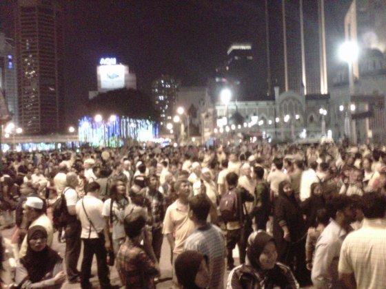 janji%2Bbersih7 Terkini: Himpunan Janji Bersih di Dataran Merdeka