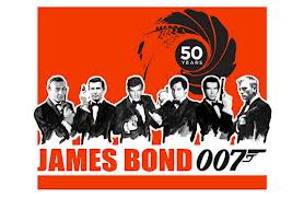 Do you have what it takes to be James Bond? Celebrity English