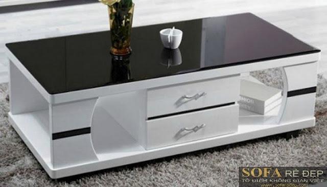 Bàn sofa gỗ BS033