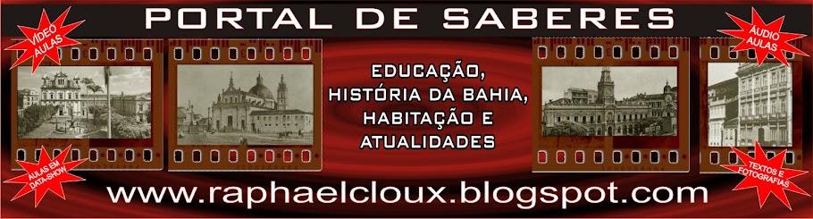 :::PORTAL DE SABERES ::: :::Raphael Fontes Cloux:::