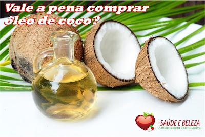 Vale a pena comprar o óleo de coco?