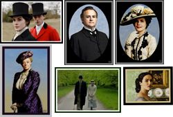 Downton Abbey Art Gallery