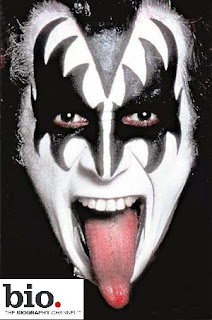 Gene Simmons: Biography Channel en español.