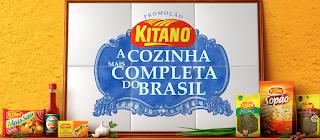Promoção Kitano 2013 - A Cozinha mais Completa do Brasil