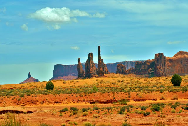Monument Valley, Southwestern US