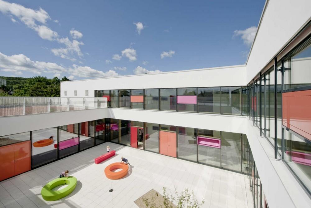 Alberta norweg childcare centre maria enzersdorf magk illiz for Childcare centre