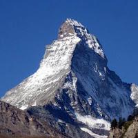 foto del monte Cervino o Matterhorn