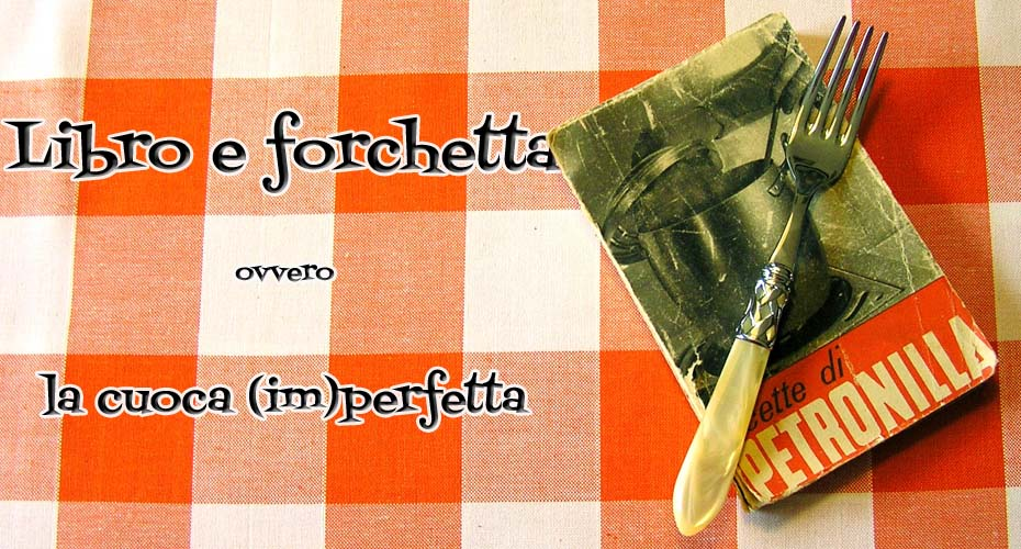 Libro e forchetta
