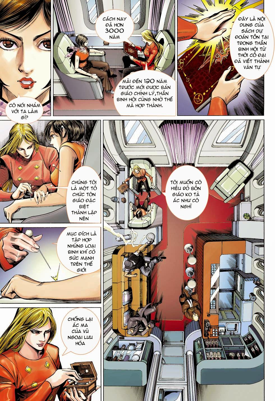 Thần Binh 4 chap 26 - Trang 6