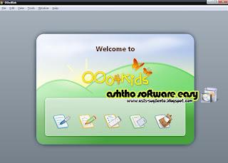 OOo4Kids 1.2 - Office untuk Anak
