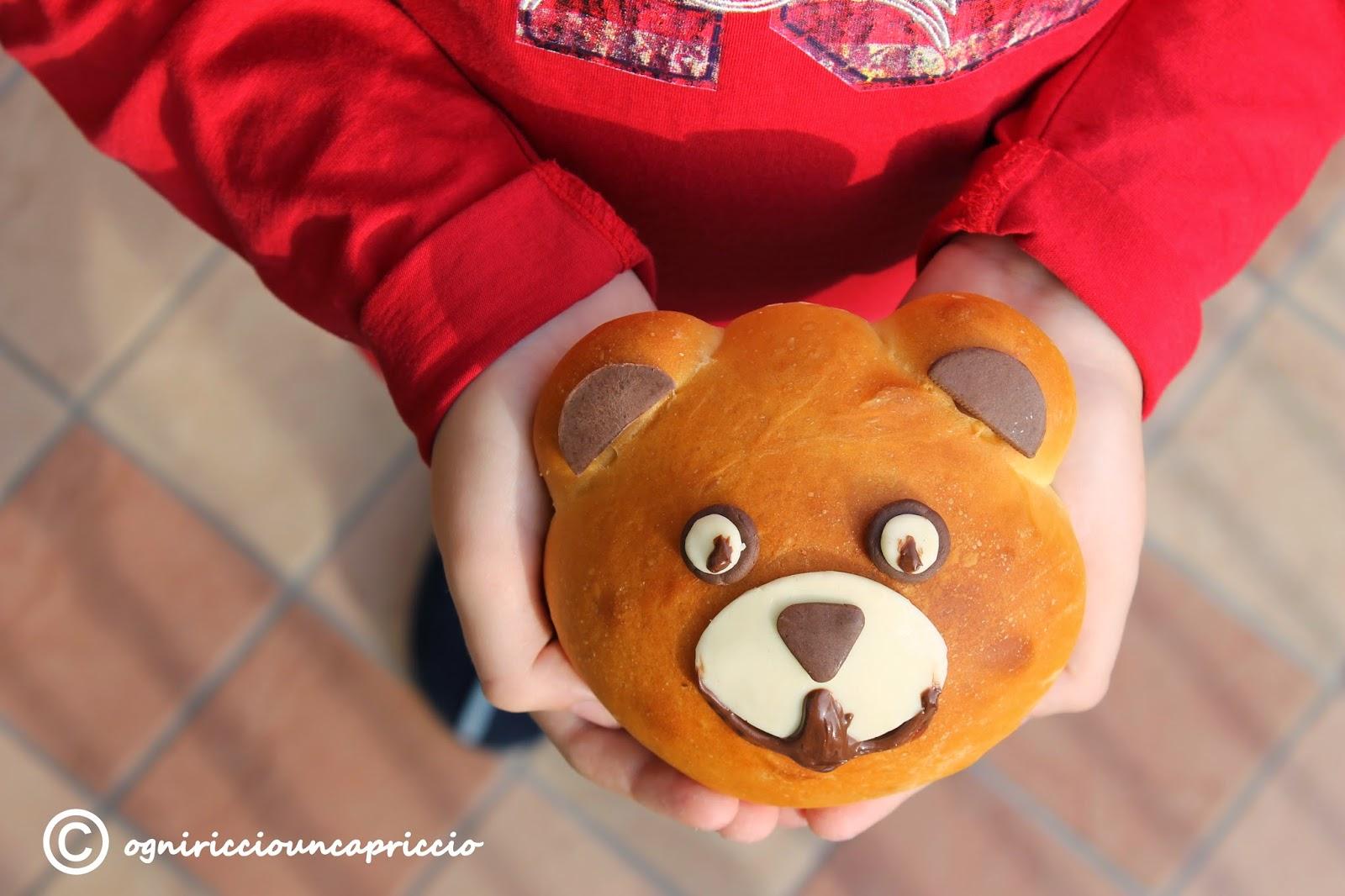 teddy brioche: facili, veloci, buone &... cioccolatose!