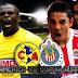 Transmision en vivo America vs Chivas Guadalajara Sabado 06 octubre