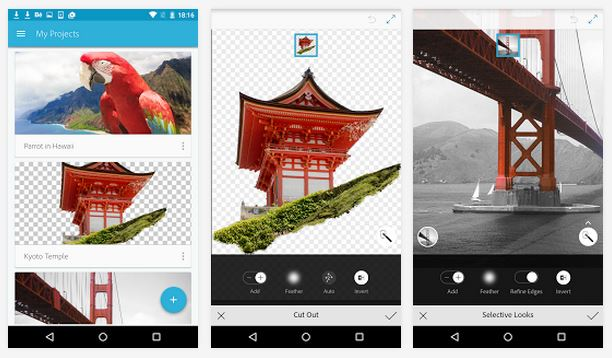 Adobe Photoshop Mix v1.1.482 Apk New Version For Android
