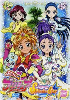 Futari wa Pretty Cure Splash Star ปี 3