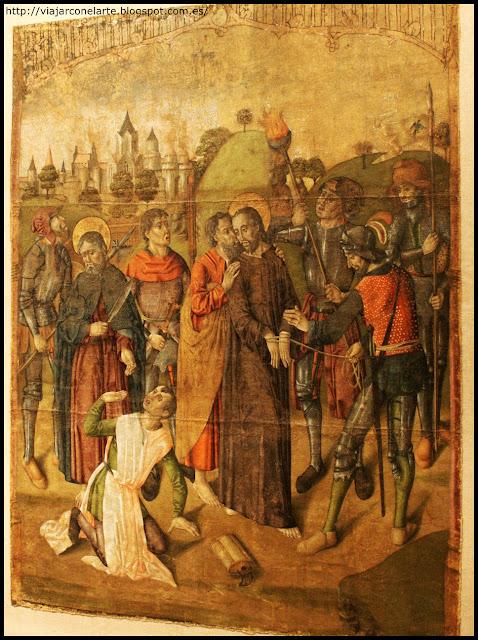 Sargas del Monasterio de  San Salvador de Oña 03