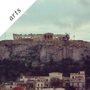100 taratses- the acropolis shot from various athenian terraces