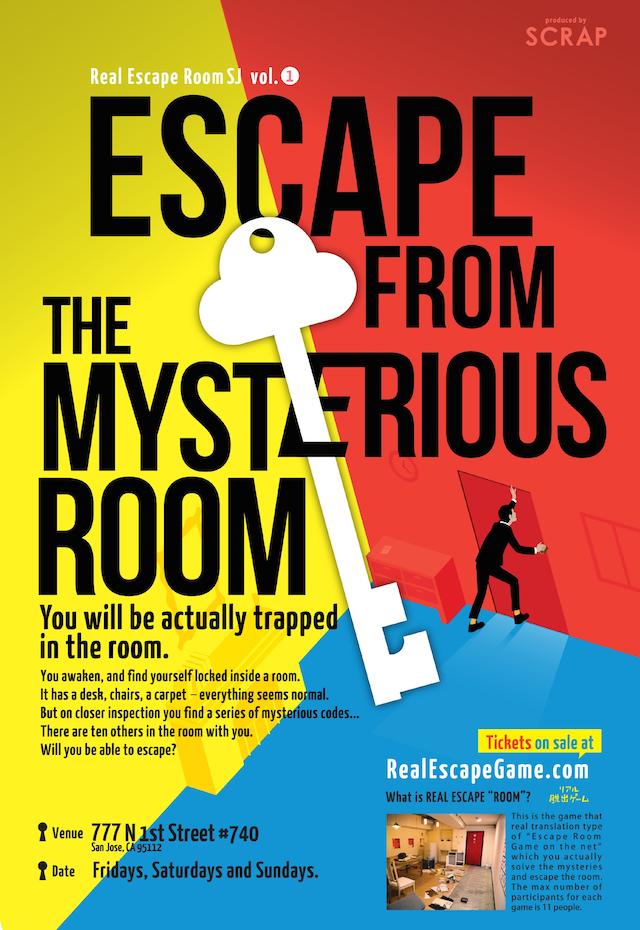 Live Escape Room San Jose