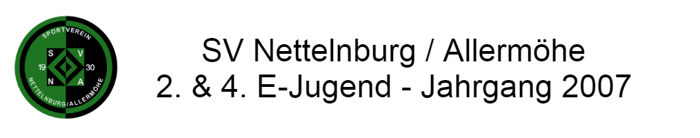 SVNA Fleetflitzer - 2. & 4 .E-Jugend / Jahrgang 2007