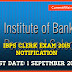 IBPS Clerk Exam 2015 Notification Out