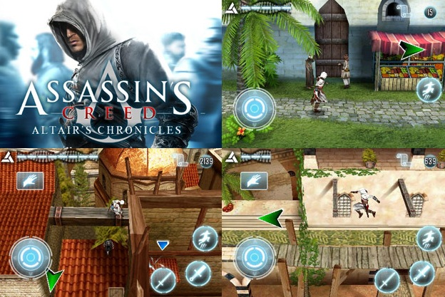 [ MB] Assassin's Creed Altair's Chronicles Android||APK ...