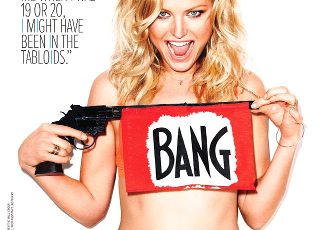 Malin Akerman in May 2012 Issue of Maxim Magazine