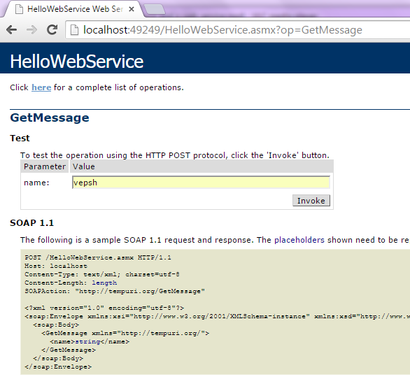Creating a remoting service and a web service - Chapter- 2